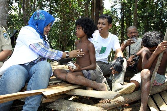 Photo of Hutan Ditebang, Gizi Buruk Menyerang