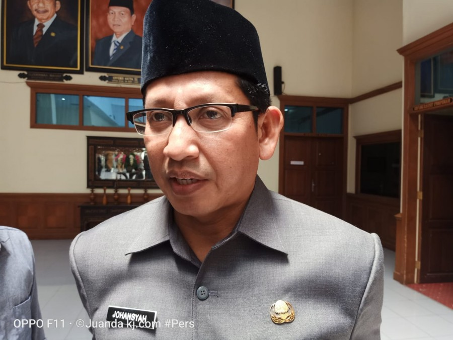 Photo of DPRD Wacanakan PSBB, Johansyah : Akan Kami Bawa Rapat Tim Gugus Tugas