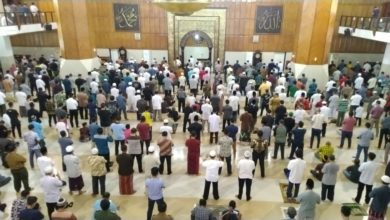 Photo of MUI Persilakan Warga Jambi Sholat Idul Fitri, Tapi……
