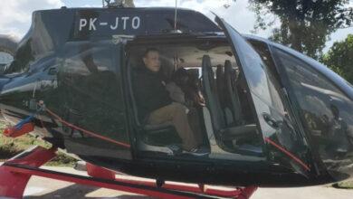 Photo of Difasilitasi Helikopter Mewah oleh Perusahaan, Ketua KPK Dilaporkan ke Dewas