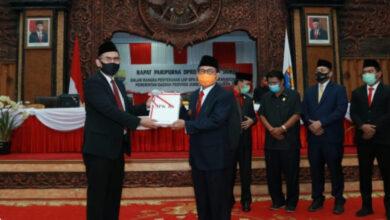 Photo of 8 Tahun Berturut-turut Pemprov Jambi Raih Opini WTP dari BPK