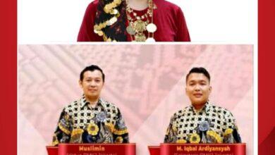 Photo of Ketua DPR Puan Maharani Kenakan Tekuluk, Ketua BMKJ Jakarta Berikan Apresiasi