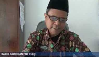 Photo of NURDIN KABID PAUD DAN PNF BANTAH TANDATANGANI LEGALISIR IJAZAH PAKET B CAKADES