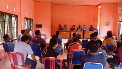 Photo of Hasil Rapat Di Desa Lubuk Mandarsah Zulpan Berhak Dilantik Bupati