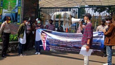 Photo of Sejumlah Aktivis Desak Kejagung Perintahkan JPU Kejari Tebo Tuntut Ketua DPC Demokrat Dihukum Maksimal